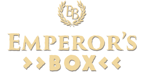 The Emperor's Box | Bunga Bunga Covent Garden